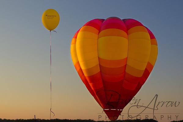 Angola Balloon Festival 2011