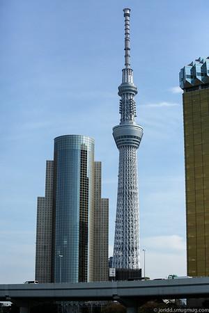 Tokyo: Skytree