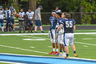 Football vs. Hickory Grove Christian School