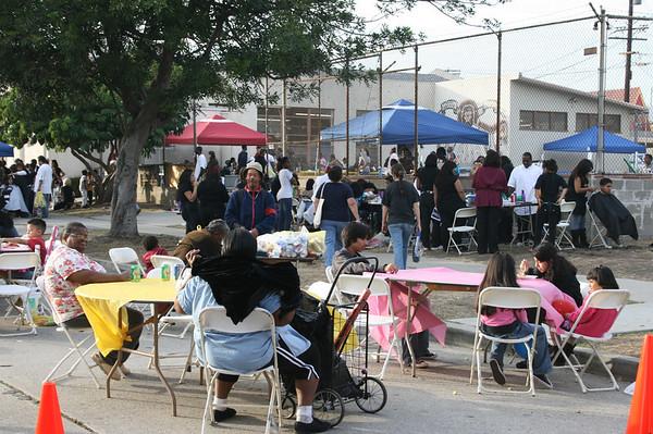 Thanksgiving For The Homeless 2008