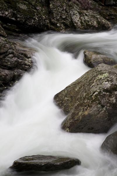 Little River cascade  GSMNP Jan 2009