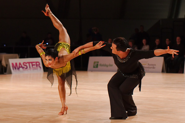 WDSF Professional Division Latin