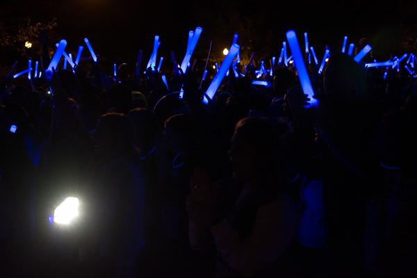 Blue Light Parade