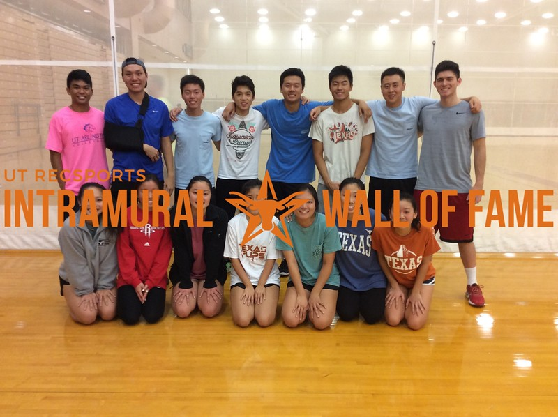 Fall 2016 Volleyball Coed B Runner Up_How I Set Your Mother