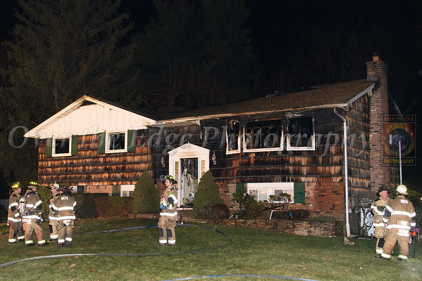 Glen Cove House Fire #1 01/02/2017
