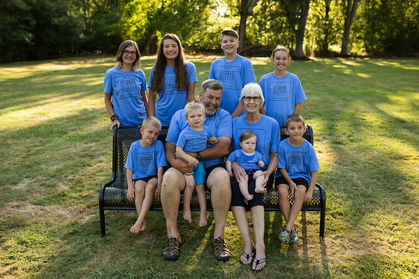 DeGraaf Family Portraits 2020