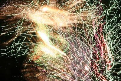 Fireworks, July 3, 2007