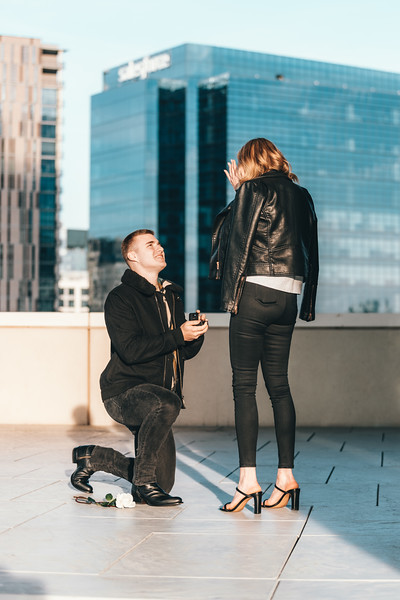 Brady + Abby Proposal