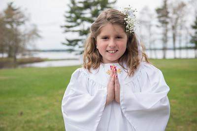First Communion,  Saint John Neumann 2018