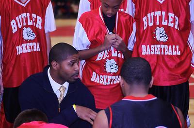 02/09/2010 BHS Boys JV Basketball - Butler @ South Meck