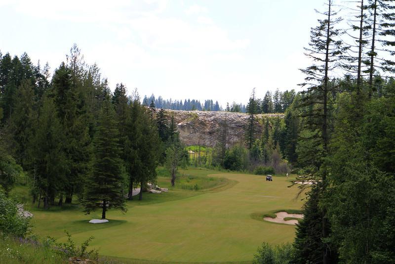 The Idaho Club, Sandpoint, ID - Hole #5