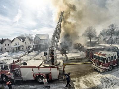 East 30th Street Fire