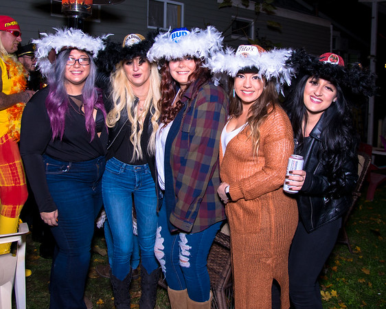 Post Time Pub Halloween Party 2020