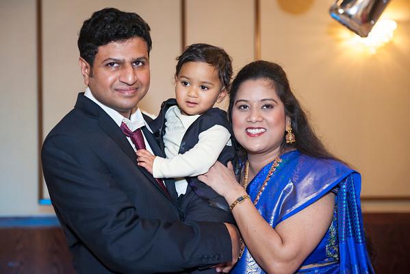 Sriyan's Birthday party
