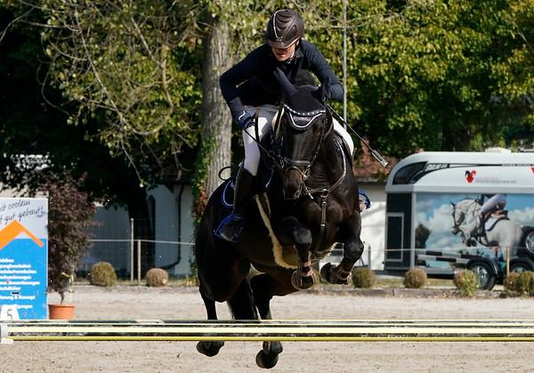 Basler Pferdesporttage Schänzli 2018