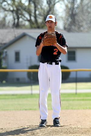 CV-H Baseball at Larimore