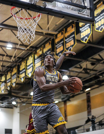 Men's College Basketball: Shaw vs. Bowie State (2020