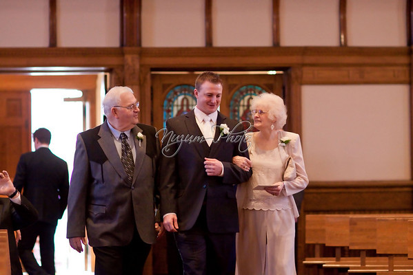 Ceremony - Lainey and Billy