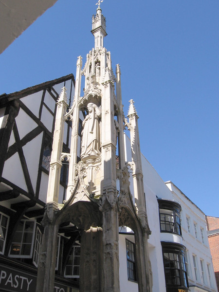 The Market Cross, Winchester