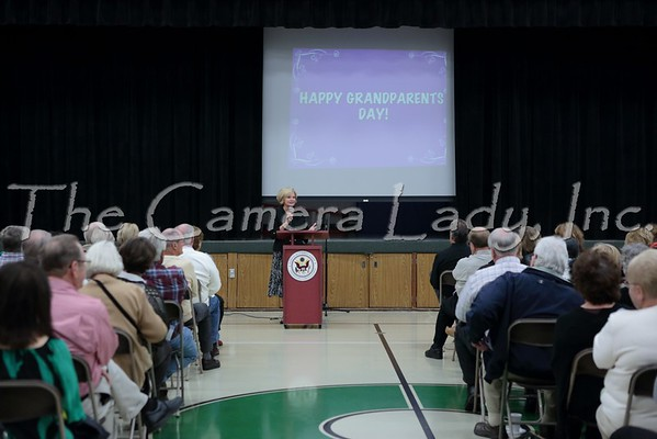 CHCA 2014 EBL Grandparents Day 10.10