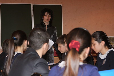 Учитель года - Владикавказ 2010