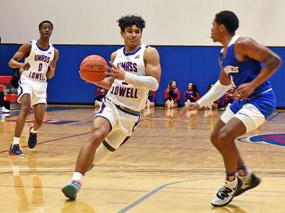 UML Men's basket ball - December 7, 2019