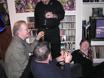 Don's New Year Party 2004