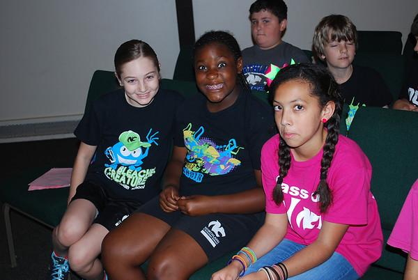 2012-13 5th Grade Memories Chapel
