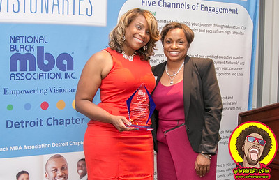 NBMBAA Detroit Chapter Awards Event 2017