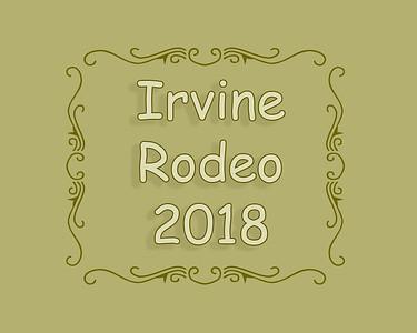 Irvine Rodeo 2018