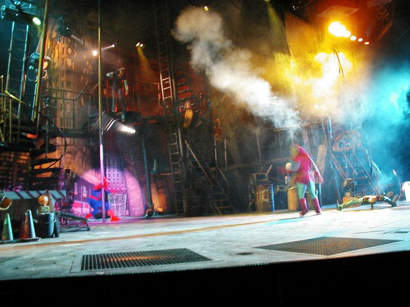 90 Universal Studios - Spiderman Show.jpg