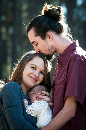 January 21, 2018 - Caleb, Jordie and Saige