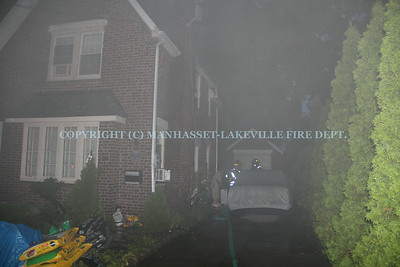 July 2nd, 2014 - 59 Manor Place [House Fire]