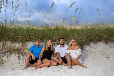 The Johnson Family Panama City Beach 2021