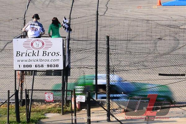 LaCrosse Speedway Practice, August 31st, 2013
