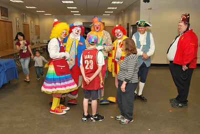 Shriners Circus April 2012