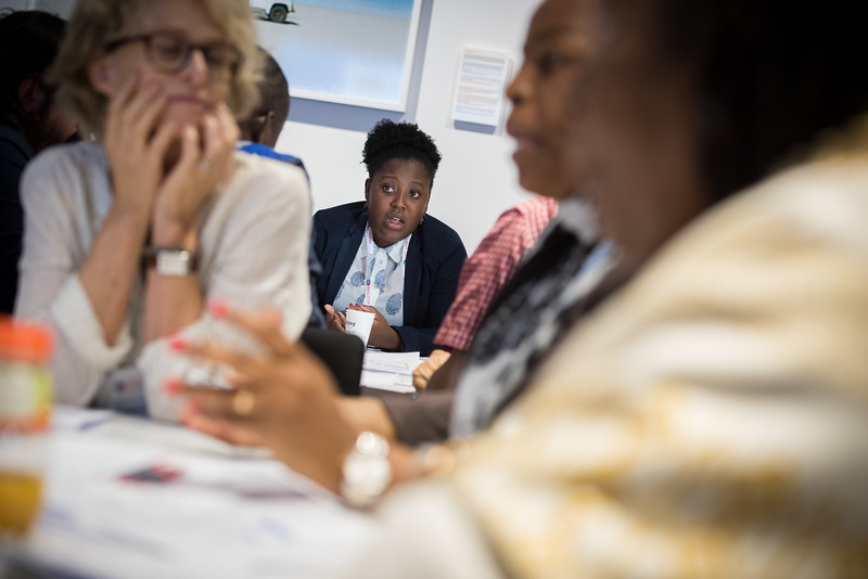 22nd International AIDS Conference (AIDS 2018) Amsterdam, Netherlands   Copyright: Marcus Rose/IAS  Photo shows: It's time to test differently.