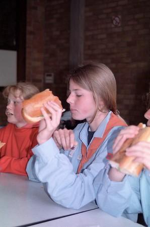 1994-1995 - Activiteit - College