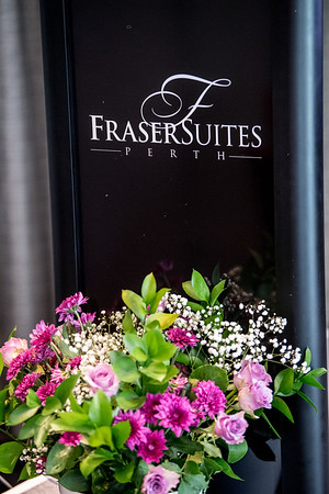 Fraser Suites International Women's Day Lunch