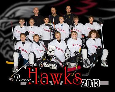 Peoria Hawks Hockey