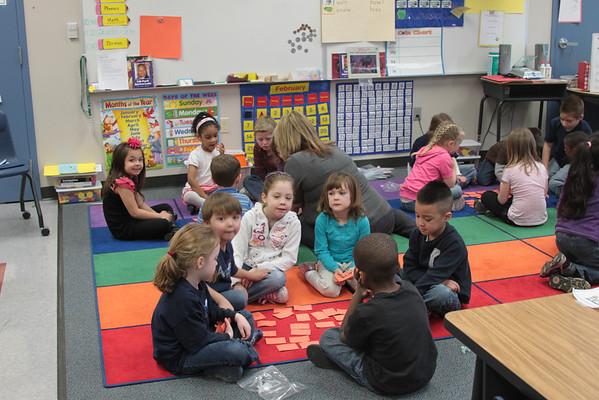 Kindergarten - Feb 10