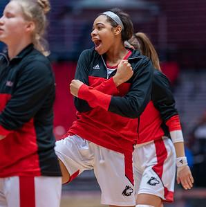 020120 NIU womens basketball vs Miamai of Ohio