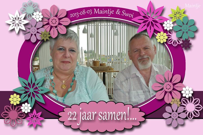 2013-08-03 'Maintje & Swoi' 22 jaar samen 00.jpg