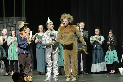 Danville Musical 2020: The Wizard of Oz