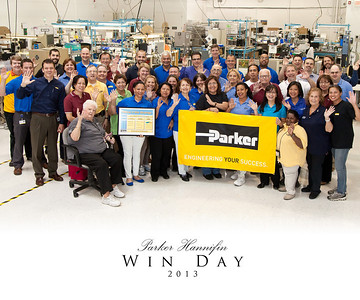 Parker Win Day