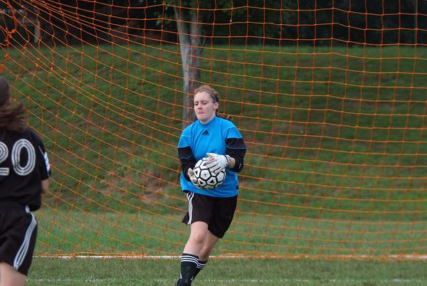 Paul VI JV Soccer 2008