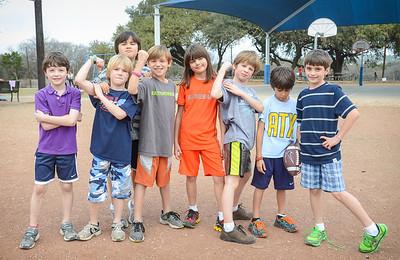 2012-2013 2nd Grade Austin