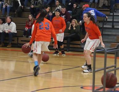 Sullivan West vs. S.S. Seward Girls Basketball Semifinals 2-25-19