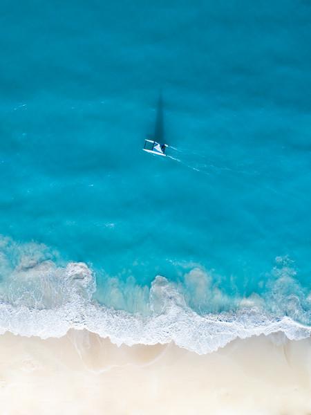 Bahamas Sail Boat