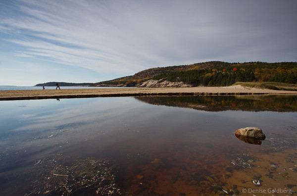 behind Sand Beach, Acadia National Park